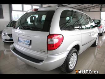 Prodám Chrysler Voyager 2,5 CRDI SE 7-Míst Klima