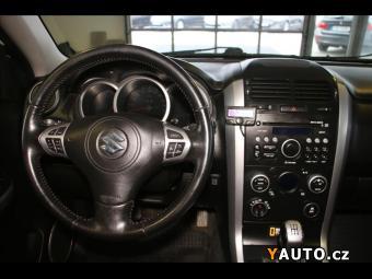 Prodám Suzuki Grand Vitara 1,9 DDiS JLX-ES 4x4 Tažné