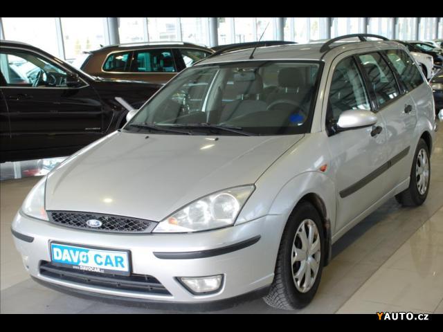 Prodám Ford Focus 1,8 TDCI 74 kW Klimatizace