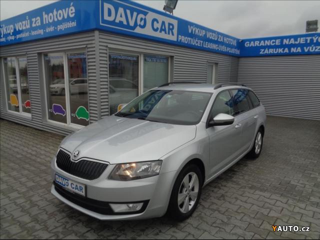 Prodám Škoda Octavia 2,0 TDI DSG CZ Elegance III