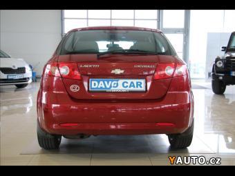 Prodám Chevrolet Lacetti 1,4 i CZ 2. Majitel TK do 05.19