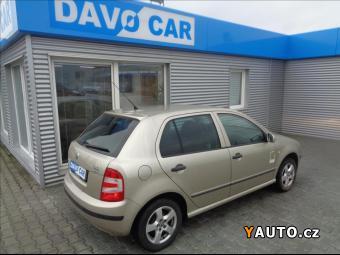Prodám Škoda Fabia 1,2 12V CZ Elegance 1. Majitel