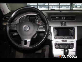 Prodám Volkswagen Passat 2,0 TDI DSG Navi Aut. klima Alu