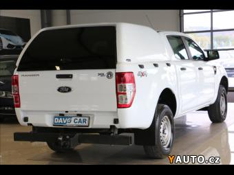 Prodám Ford Ranger 2,2 TDCI 4x4 CZ 1. Maj. Serv. kn