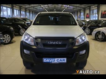 Prodám Isuzu D-Max 2,5 TD 4WD CZ Double Cab Klima