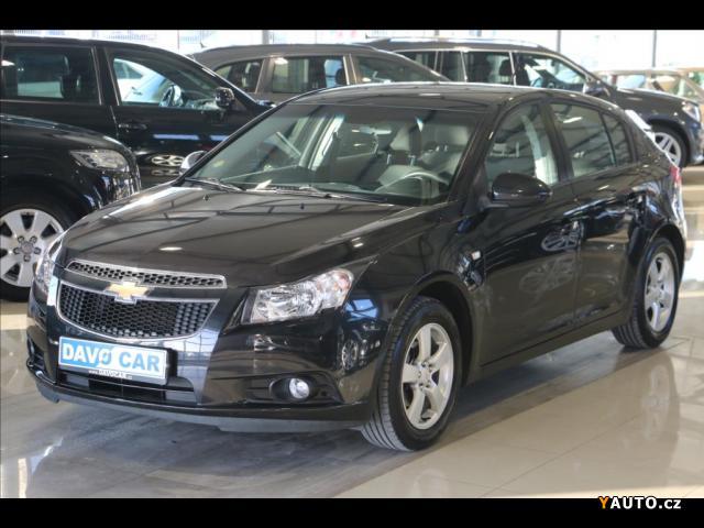 Prodám Chevrolet Cruze 1,6 i LPG Tažné Serv. kniha CZ