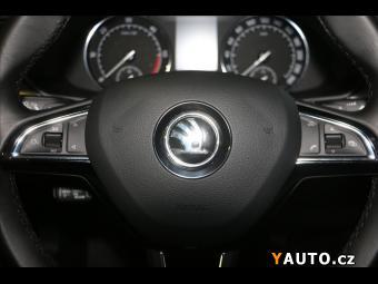 Prodám Škoda Superb 2,0 TDI STYLE DSG Xenon Navi I