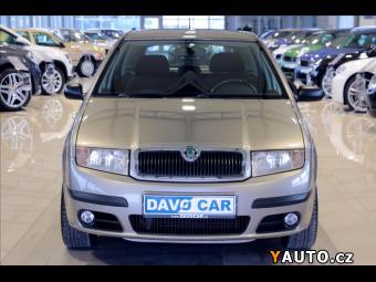 Prodám Škoda Fabia 1,2 12V CZ klima  78'900km