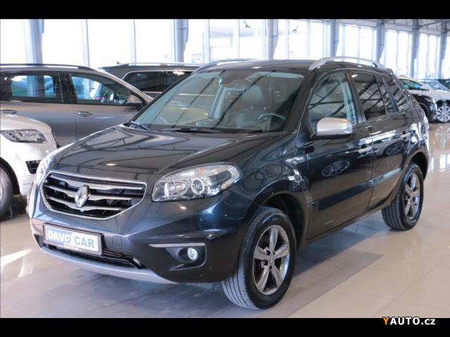 Prodám Renault Koleos 2,0 dCi 4x4 BOSE Edition 1. Maj