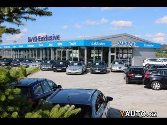 Prodám Ford Galaxy 2,0 TDCI Automat Ghia 7-Míst