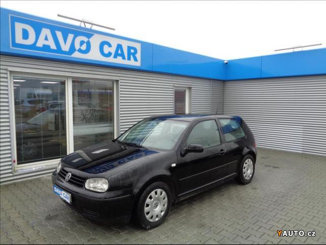 Prodám Volkswagen Golf 1,9 TDI Serv. kn. STK 10, 2020