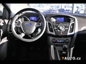 Prodám Ford Focus 1,6 TDCI Titanium Serv. kniha