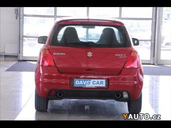 Prodám Suzuki Swift 1,6 16V Sport Aut. klima Alu