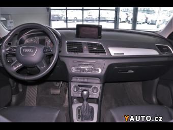 Prodám Audi Q3 2,0 TDI quattro S-tronic 1. Maj