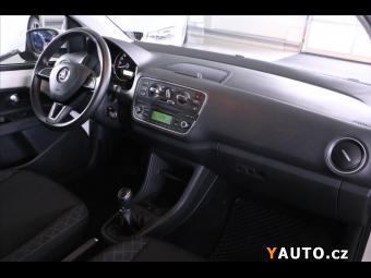 Prodám Škoda Citigo 1,0 i Style 55kW Klima CZ 1. ma