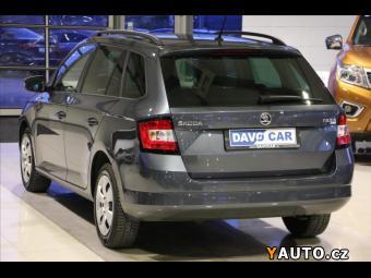 Prodám Škoda Fabia 1,2 TSI 81 kW Aut. klima 1. Maj.