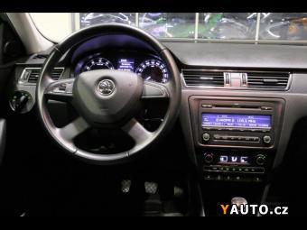 Prodám Škoda Rapid 1,2 TSI CZ Elegance 39'400km
