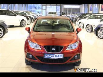Prodám Seat Ibiza 1,2 i CZ Style klima 79'600km
