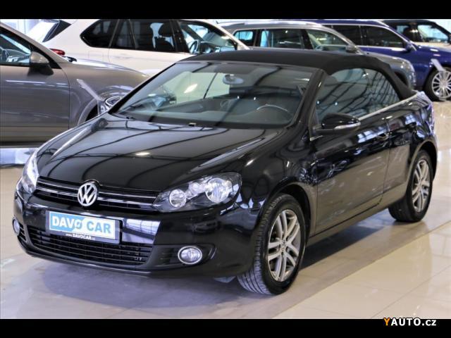 Prodám Volkswagen Golf 1,4 TSI Cabrio Aut. klima 1. Maj