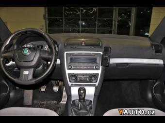 Prodám Škoda Octavia 2,0 TFSI 2. Maj. Kůže Xenon RS