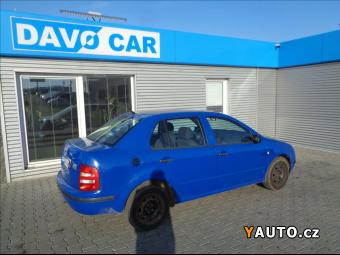 Prodám Škoda Fabia 1,2 12V CZ 1. Maj. Serv. kniha