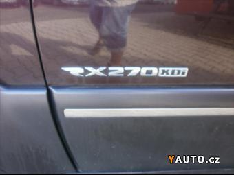 Prodám SsangYong Rexton 2,7 XDI 4x4 DIGIKLIMA TAŽNÉ na