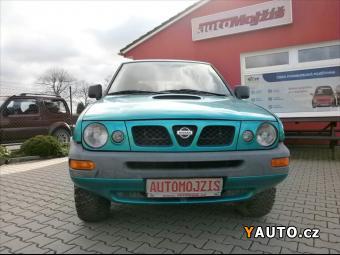 Prodám Nissan Terrano 2,4 4x4 LPG do roku 2022 EKO U
