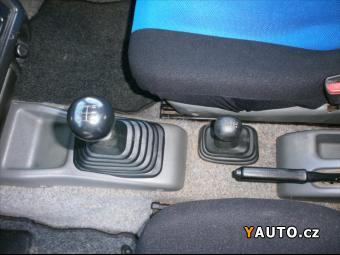Prodám Suzuki Jimny 1,3 4x4 EKO UHRAZEN JLX