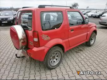 Prodám Suzuki Jimny 1,3 4x4 PĚKNÉ JLX