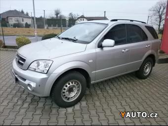Prodám Kia Sorento 2,5 CRDI EX NOVÉ v ČR KLIMA NO
