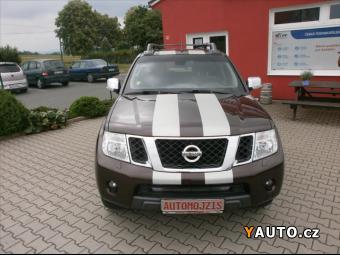 Prodám Nissan Navara 3,0 dCI 1. MAJITEL DPH HISTORIE