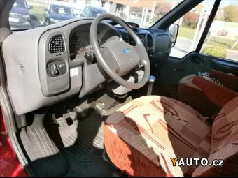 Prodám Ford Transit 2,0 TDCI 9850 KM  JAK NO