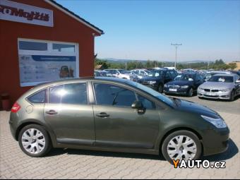 Prodám Citroën C4 1,4 KLIMA NOVÁ STK PĚKNÉ