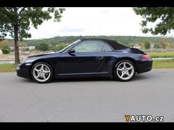 Prodám Porsche 911 Carrera 4, chrono pack., manuál