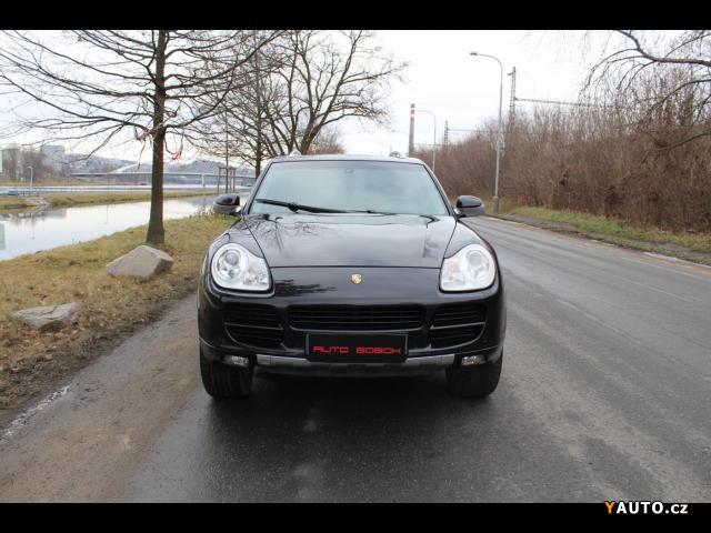 Prodám Porsche Cayenne 3.2i Turbo packet, LPG, BOSE