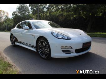 Prodám Porsche Panamera 4, 3.6i V6, ČR