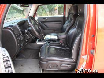 Prodám Hummer H3 3.7 Vortec, Ethanol, šíbr, kůže