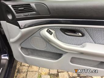 Prodám BMW Řada 5 530d automat, xenony, navigace