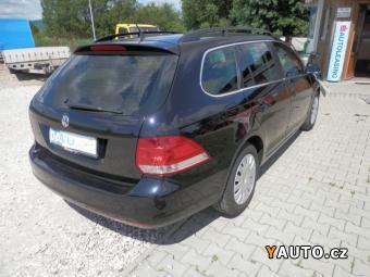 Prodám Volkswagen Golf 1.4TSI COMFORT VARIANT