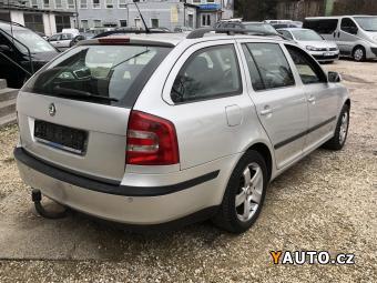 Prodám Škoda Octavia 2.0 TDI - NOVA STK