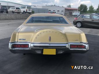 Prodám Lincoln Continental MARK IV
