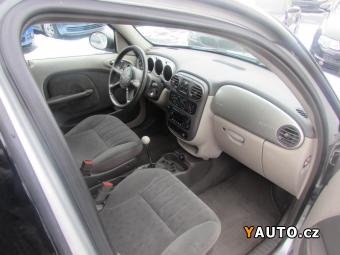 Prodám Chrysler PT Cruiser 2.0i, 104kw, nová STK