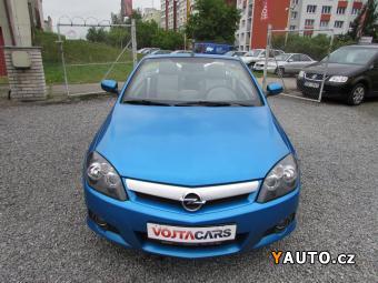Prodám Opel Tigra cabrio 1.8i 92kW, nová STK, 1.