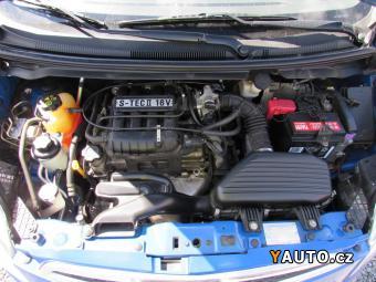 Prodám Chevrolet Spark 1.0i + LPG 50kW, Nová STK, Se