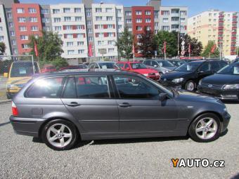 Prodám BMW Řada 3 318i kombi 105kw, 1. majitel, s
