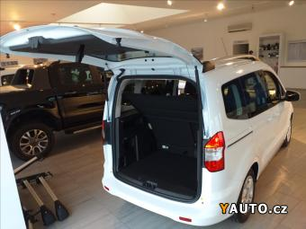 Prodám Ford Tourneo Courier 1,0 Ecoboost Trend