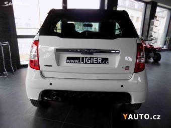 Prodám Ligier CLUB OD 15ti LET