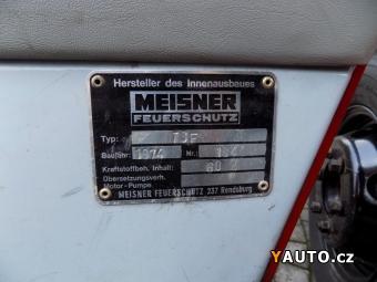 Prodám Ford Transit MK1 Požární 81E4-SA