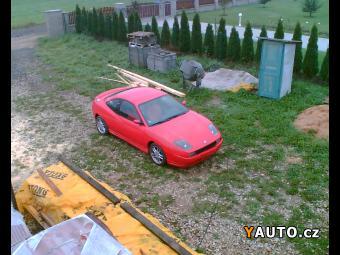Prodám Fiat Coupé 2.0 Turbo samosvor