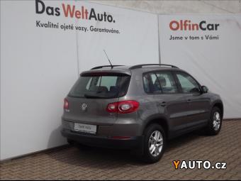 Prodám Volkswagen Tiguan 1,4 TSi TREND &amp, FUN REZERV